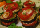 Баклажаны жаренные с чесноком и помидорами — быстрые и вкусные рецепты