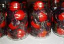 Помидоры (томаты) маринованные с базиликом — рецепты на зиму