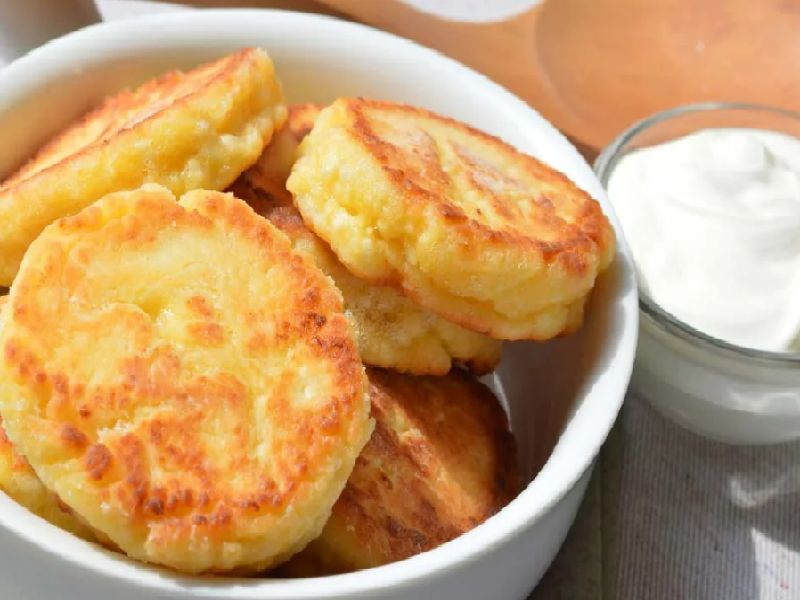 Сырники из творога на сковороде. Как приготовить вкусные творожные сырники?