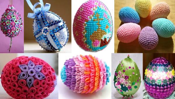 img_5ab3b37e0d0e9 Яйца на пасху своими руками: 100 фото 20 способов как сделать пасхальные яйца