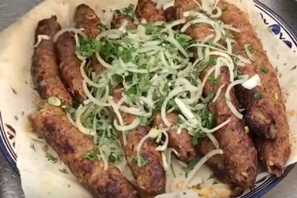 Как приготовить лула кебаб