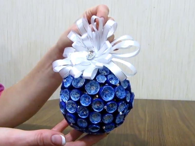 img_5bda62e3134f0 Поделки на новый год своими руками 50 фото вариантов подарков