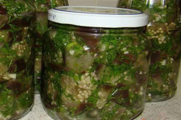 Баклажаны как грибочки — быстрые и вкусные рецепты на зиму