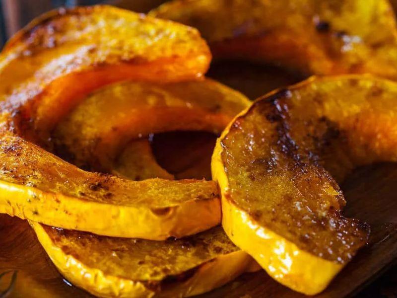 Тыква запечённая в духовке— быстрые и вкусные рецепты приготовления