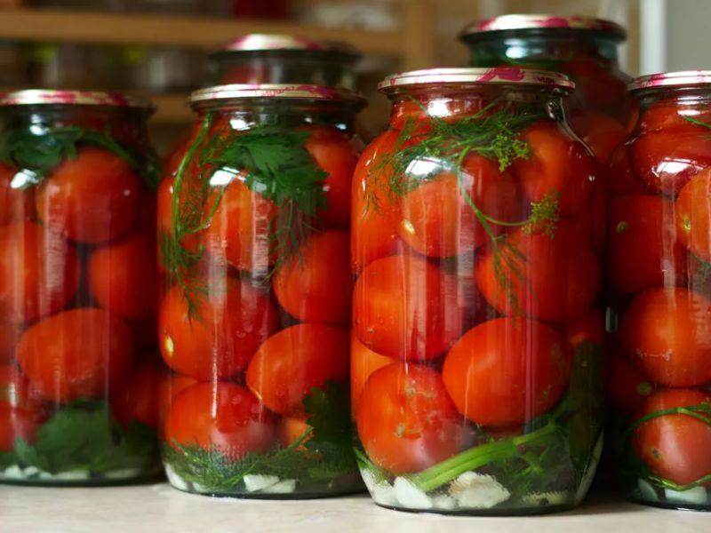 советуем консервируем помидоры на зиму рецепты с фото них