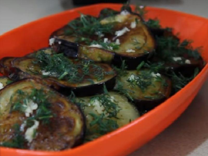 баклажаны рецепты быстро и вкусно на сковороде