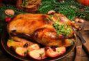 Рождественский гусь — 6 рецептов приготовления гуся в духовке