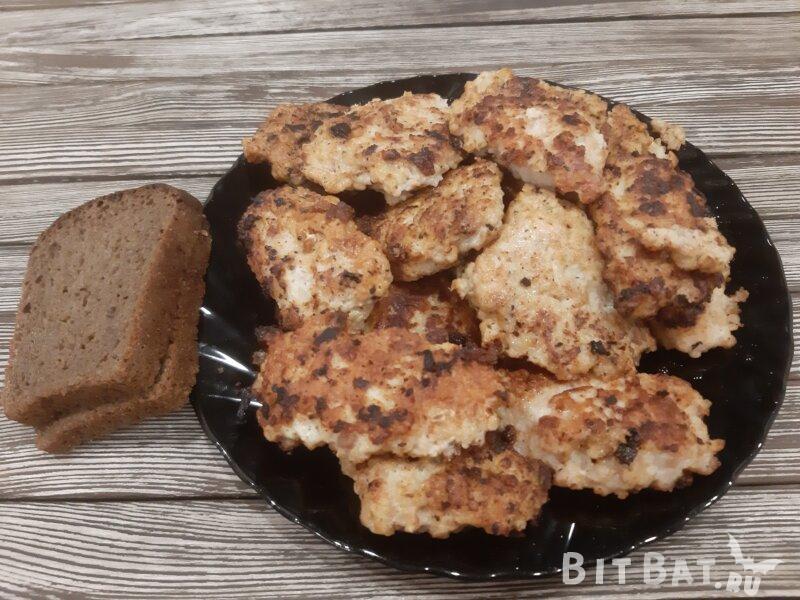 Котлеты из куриного фарша — вкусные и сочные куриные котлеты на сковороде