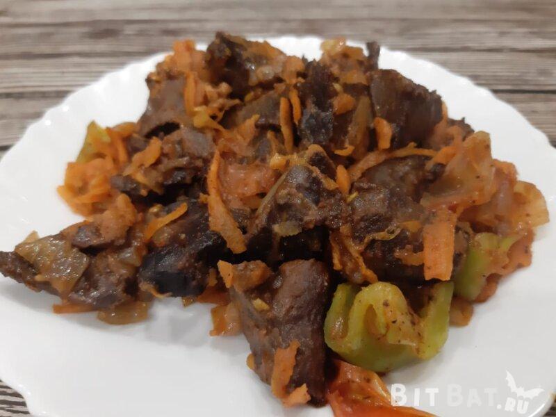 Как приготовить говяжье сердце — вкусно и просто