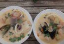 Том Ям в домашних условиях. Классический рецепт супа с морепродуктами